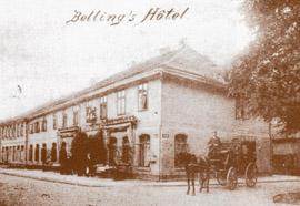 Bollings Hotel ca. 1900
